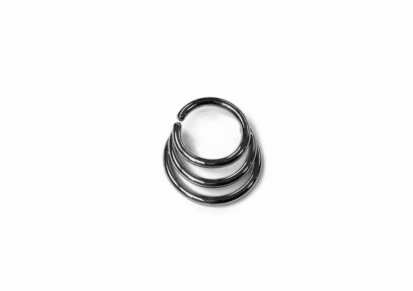 Triple Layered Septum Ring